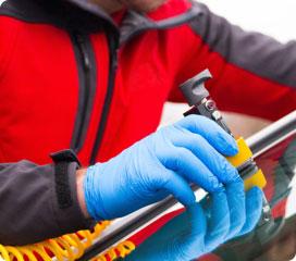 riparazione vetro auto